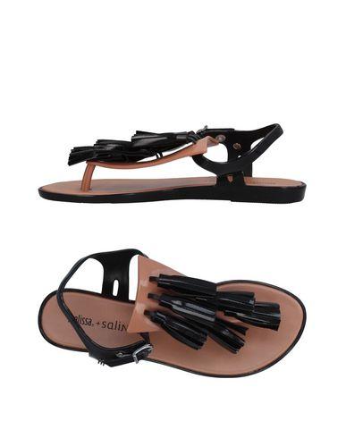 zapatillas MELISSA + SALINAS Sandalias de dedo mujer