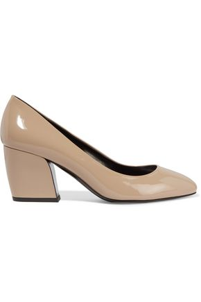 PIERRE HARDY Calamity patent-leather pumps
