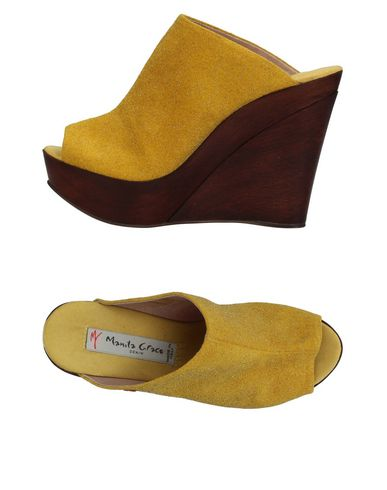 zapatillas MANILA GRACE DENIM Mules & Zuecos mujer