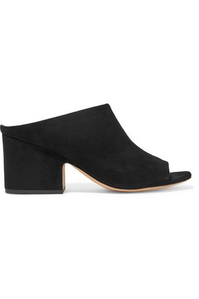VINCE. Petra suede mules