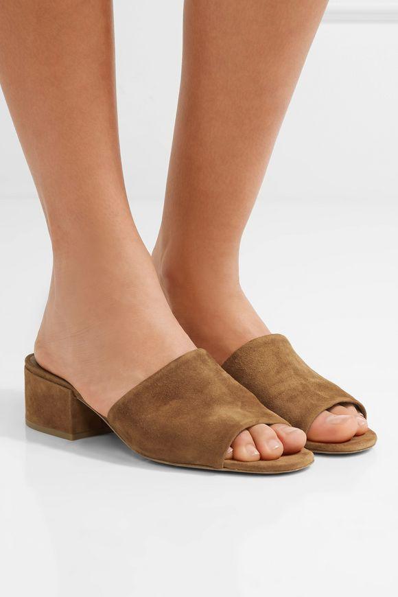 d1f4352e1bc Rachelle 2 suede sandals