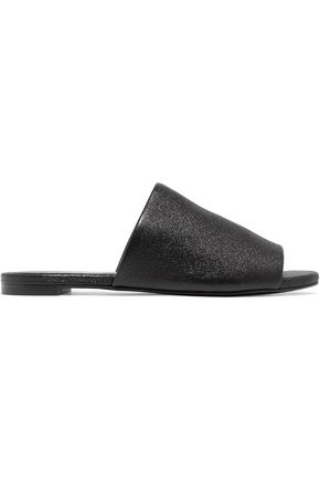ROBERT CLERGERIE Gigy suede slides