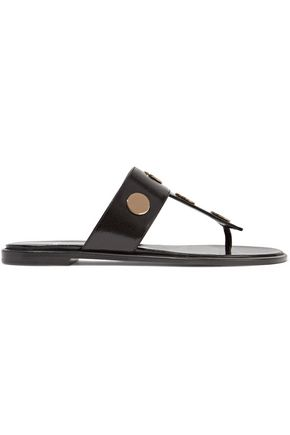PIERRE HARDY Studded leather sandals