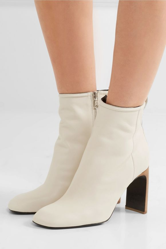 Rag and Bone Rag & Bone Leather Ellis Zip Boots