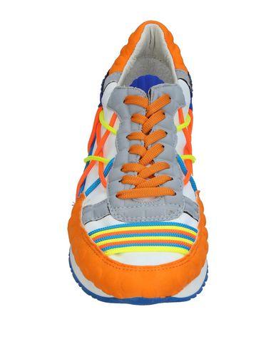 Фото 2 - Низкие кеды и кроссовки от L4K3 белого цвета