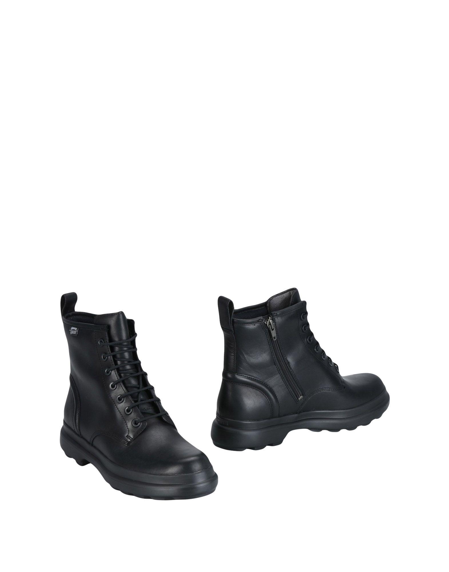 CAMPER Полусапоги и высокие ботинки туфли camper camper ca555amsbg43