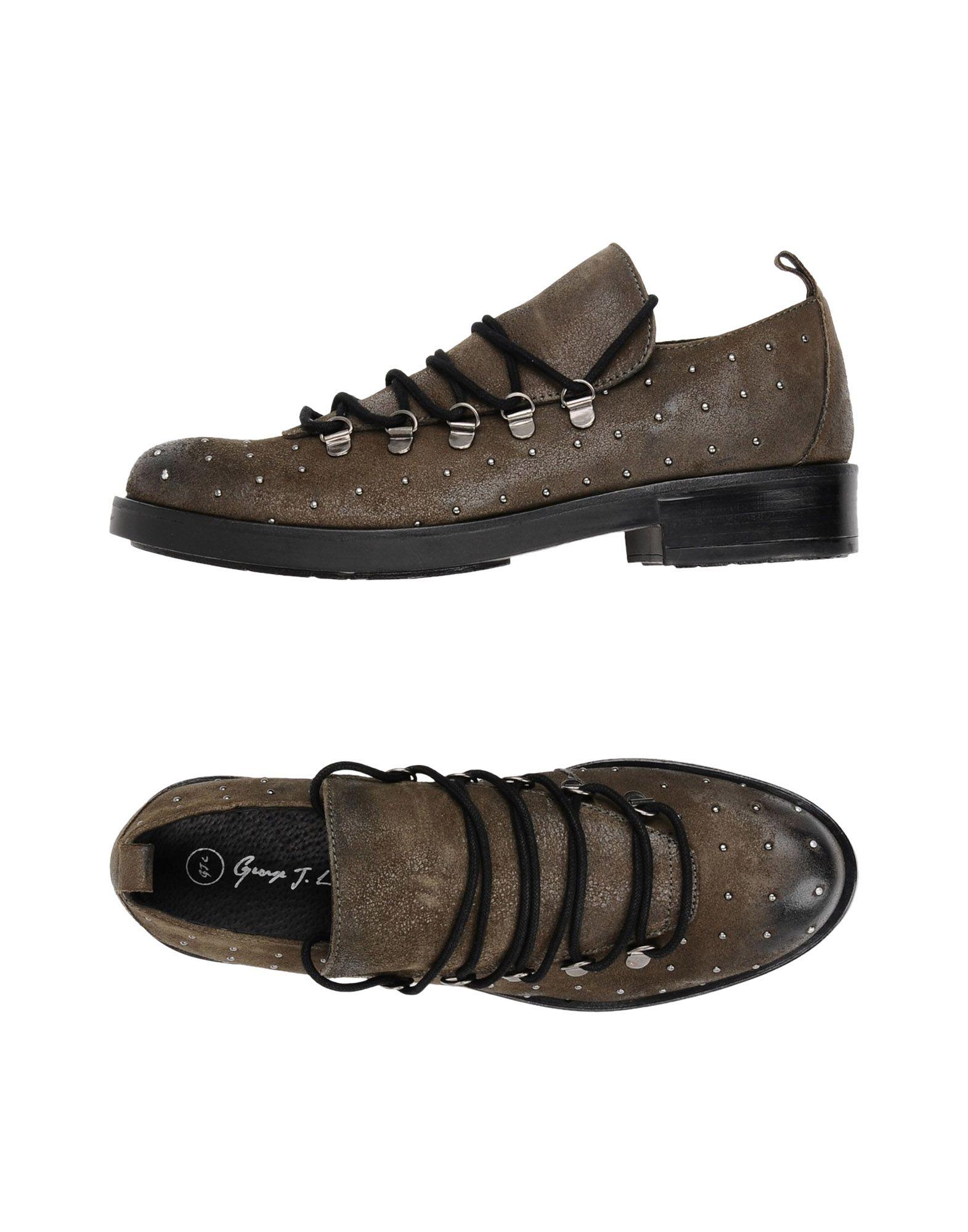 GEORGE J. LOVE Обувь на шнурках george j love полусапоги и высокие ботинки