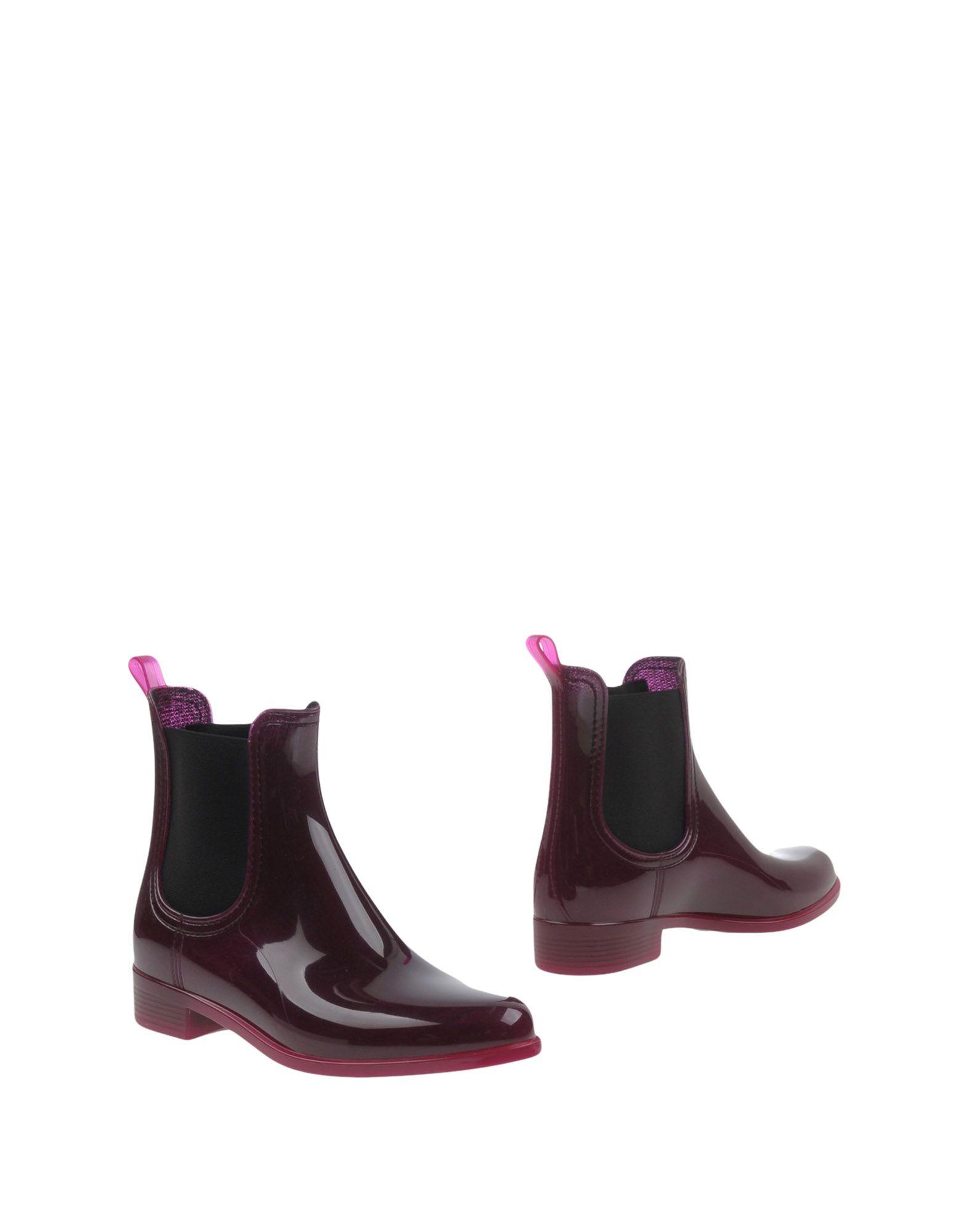 цена на JEFFREY CAMPBELL Полусапоги и высокие ботинки