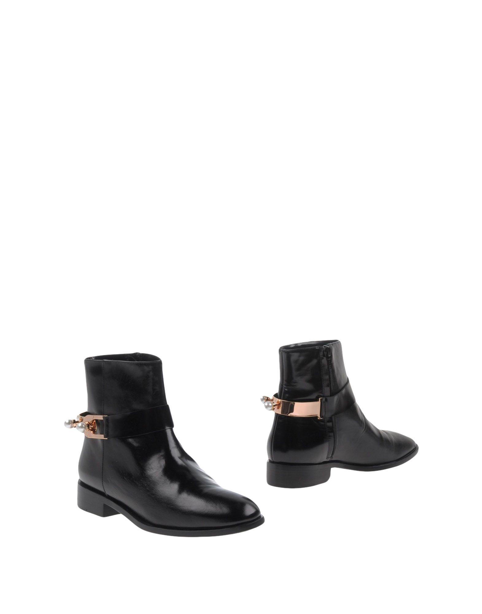 EUGENIA KIM Полусапоги и высокие ботинки