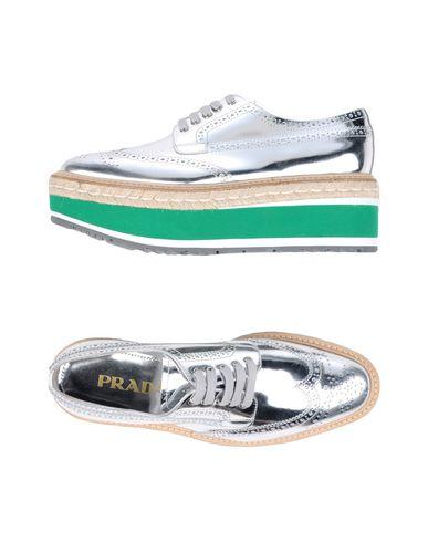 zapatillas PRADA Zapatos de cordones mujer
