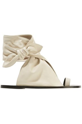 ISABEL MARANT Maheo leather sandals