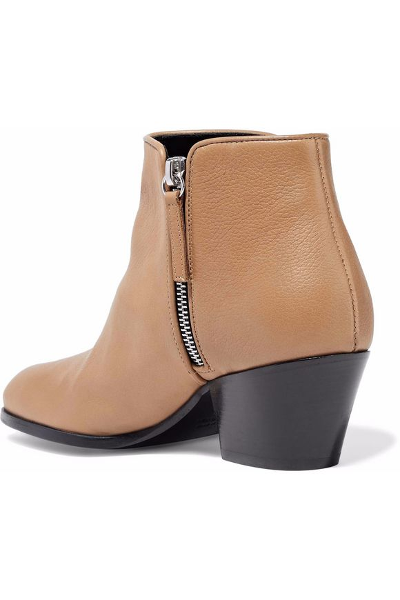Leather ankle boots   GIUSEPPE ZANOTTI DESIGN   Sale up to 70% off   THE  OUTNET