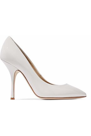 GIUSEPPE ZANOTTI DESIGN Patent-leather pumps