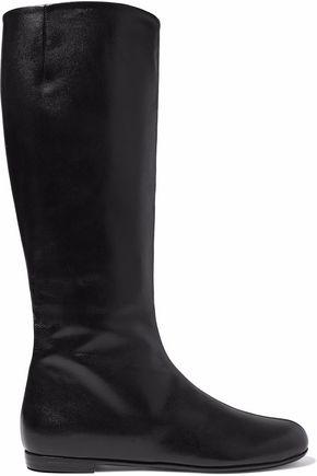 GIUSEPPE ZANOTTI DESIGN Leather boots