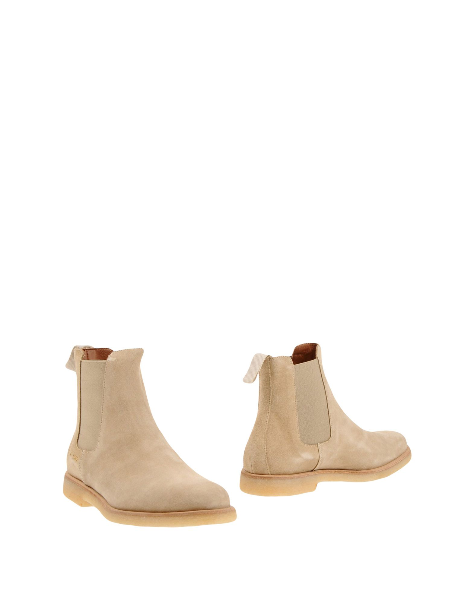 WOMAN by COMMON PROJECTS Полусапоги и высокие ботинки managing projects made simple