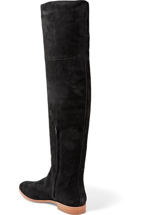 LOEFFLER RANDALL Suede thigh boots