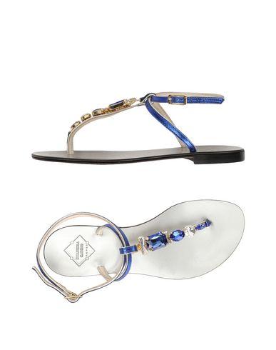 zapatillas EMANUELA CARUSO Capri Sandalias de dedo mujer