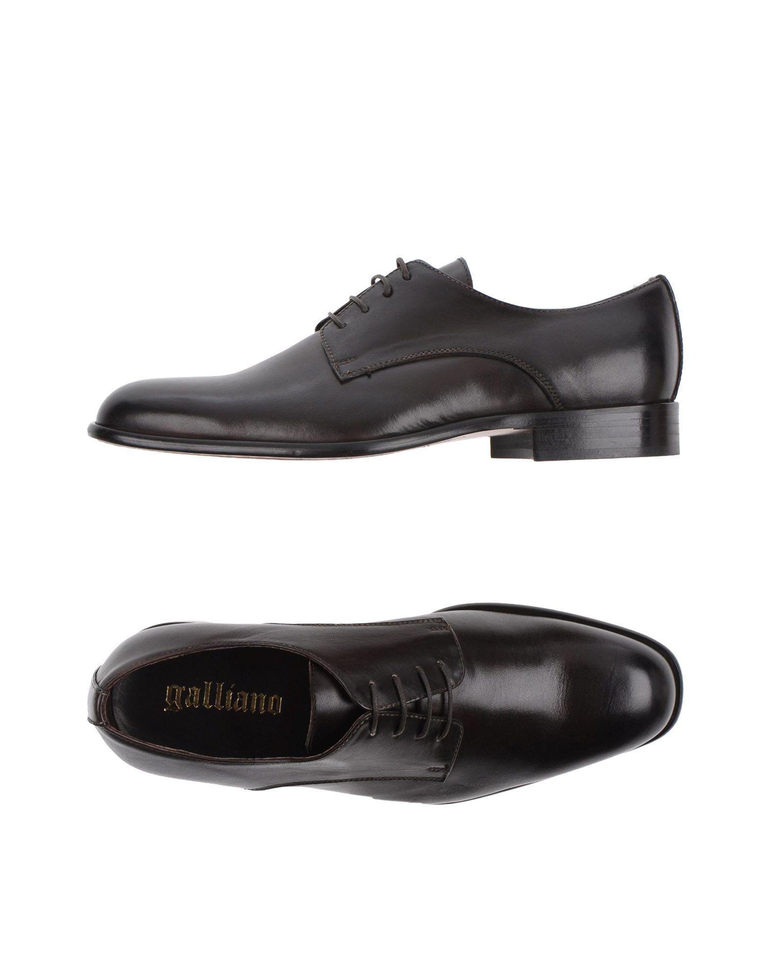GALLIANO Обувь на шнурках обувь shoiberg