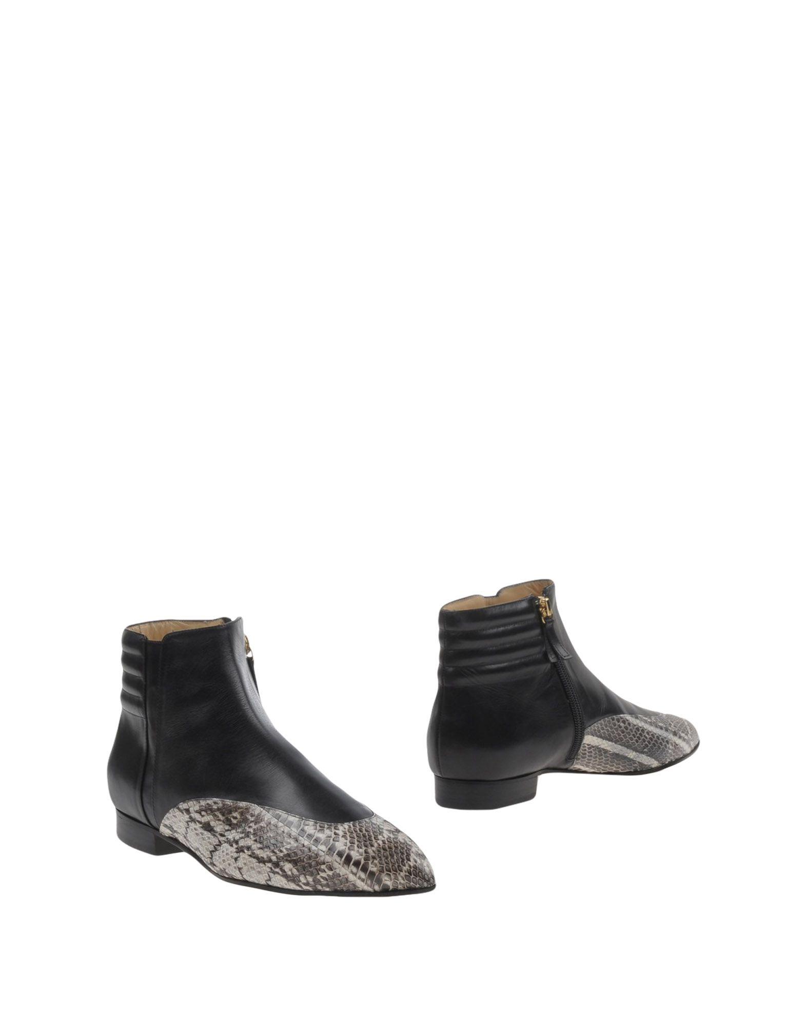 BIONDA CASTANA Полусапоги и высокие ботинки цены онлайн