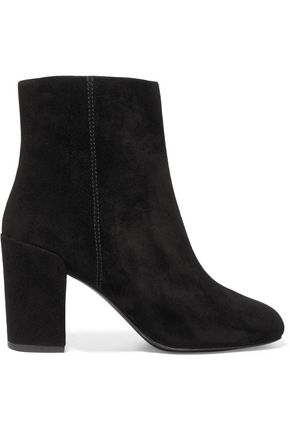 ALEXANDER WANG Hana suede ankle boots