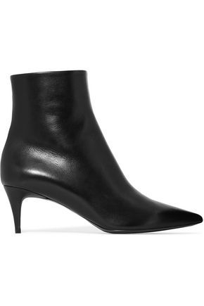 ALEXANDER WANG Tara leather ankle boots