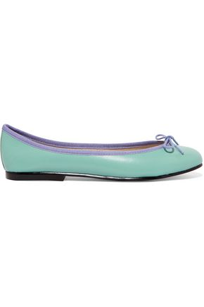 FRENCH SOLE India leather ballet flats