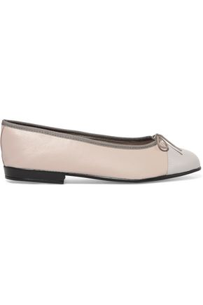 FRENCH SOLE Leather ballet flats