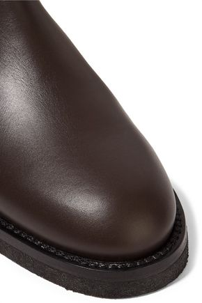 MARNI Leather knee boots