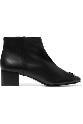 TORY BURCH Jolie leather ankle boots