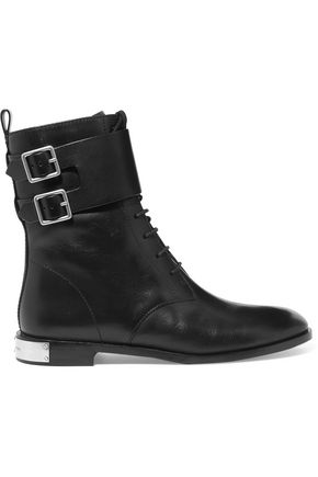 MARC BY MARC JACOBS Grove leather ankle boots
