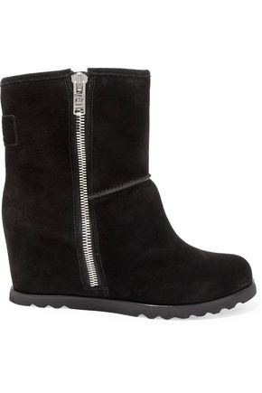 MARC BY MARC JACOBS Suede boots