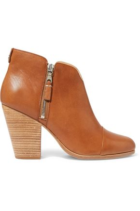 RAG & BONE Margot leather ankle boots