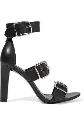 ALEXANDER WANG Bridget leather sandals