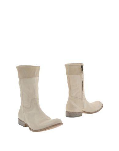 Фото - Полусапоги и высокие ботинки от GIORGIO BRATO цвет слоновая кость