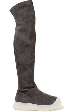 ATELJÉ 71 Embla suede thigh boots