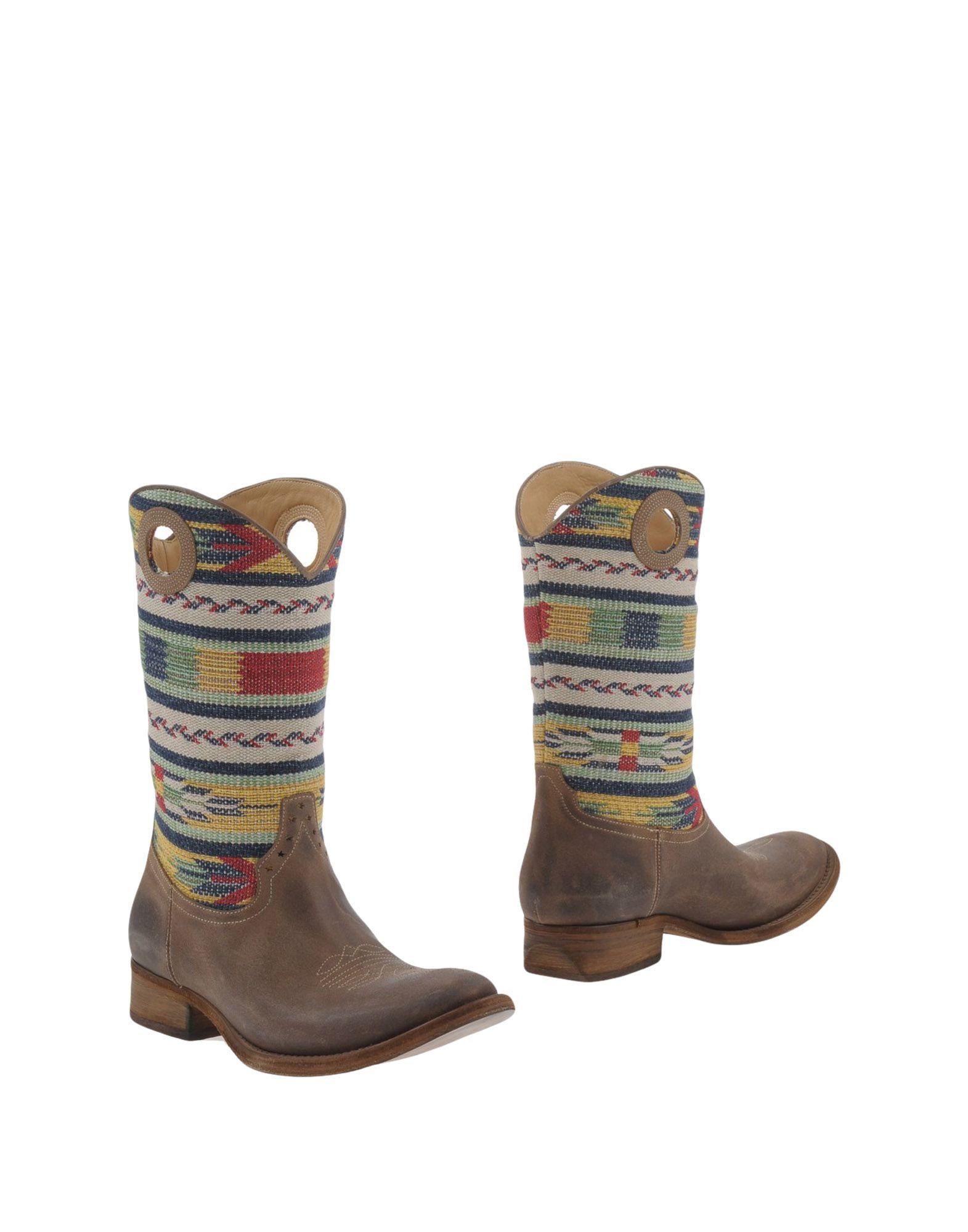 купить ENRICO FANTINI Полусапоги и высокие ботинки дешево