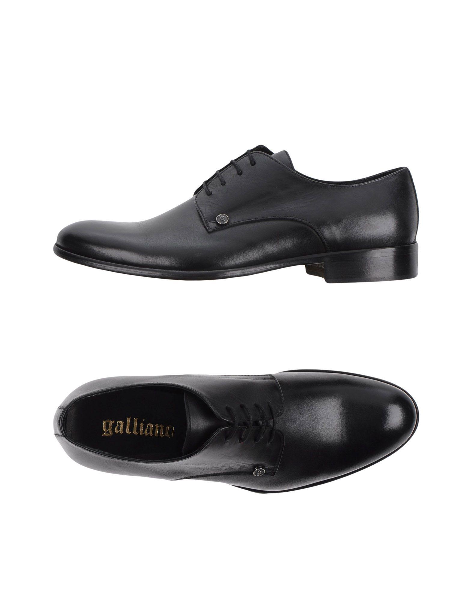 GALLIANO Обувь на шнурках