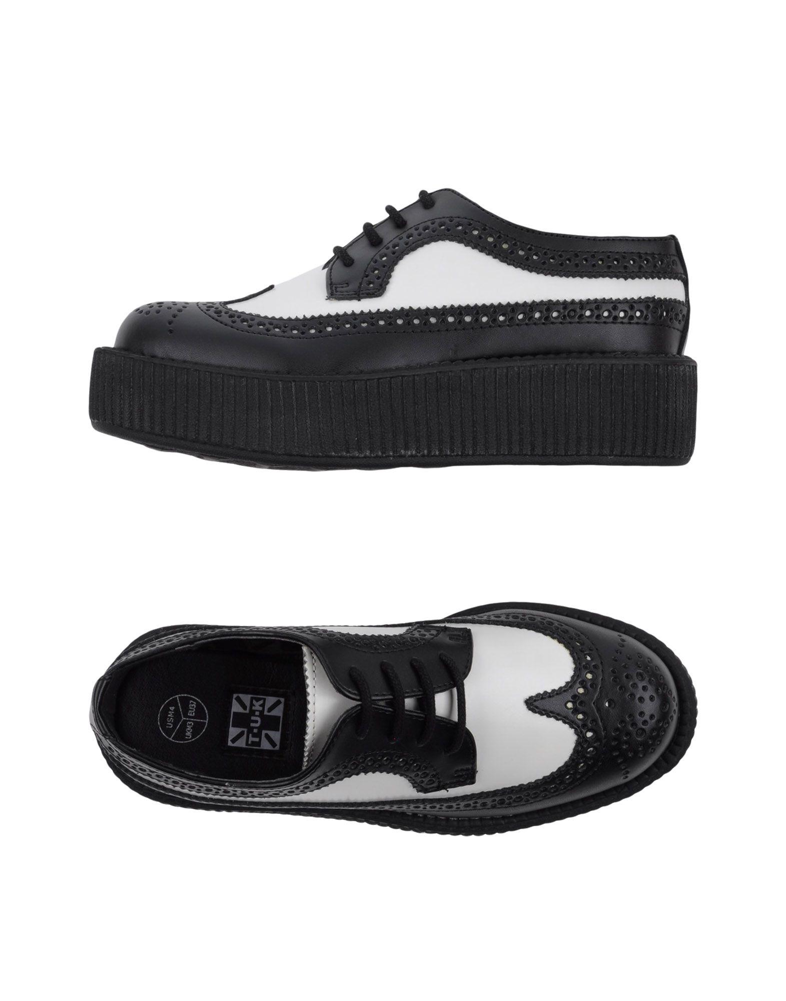 T.U.K Обувь на шнурках cafènoir обувь на шнурках