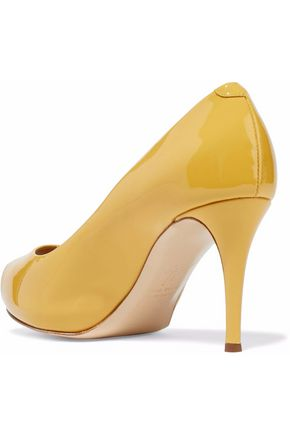 GIUSEPPE ZANOTTI Vernice patent-leather pumps