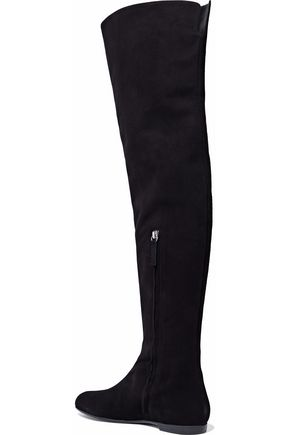 ca473c0461d ... GIUSEPPE ZANOTTI Suede over-the-knee boots