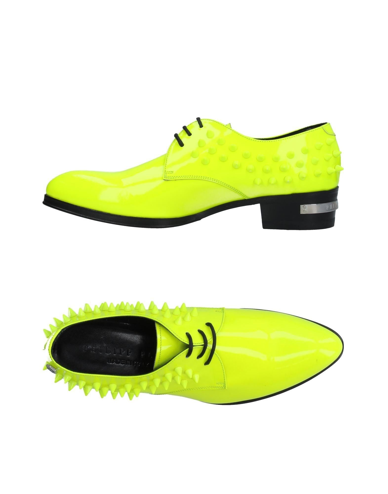 PHILIPP PLEIN Обувь на шнурках
