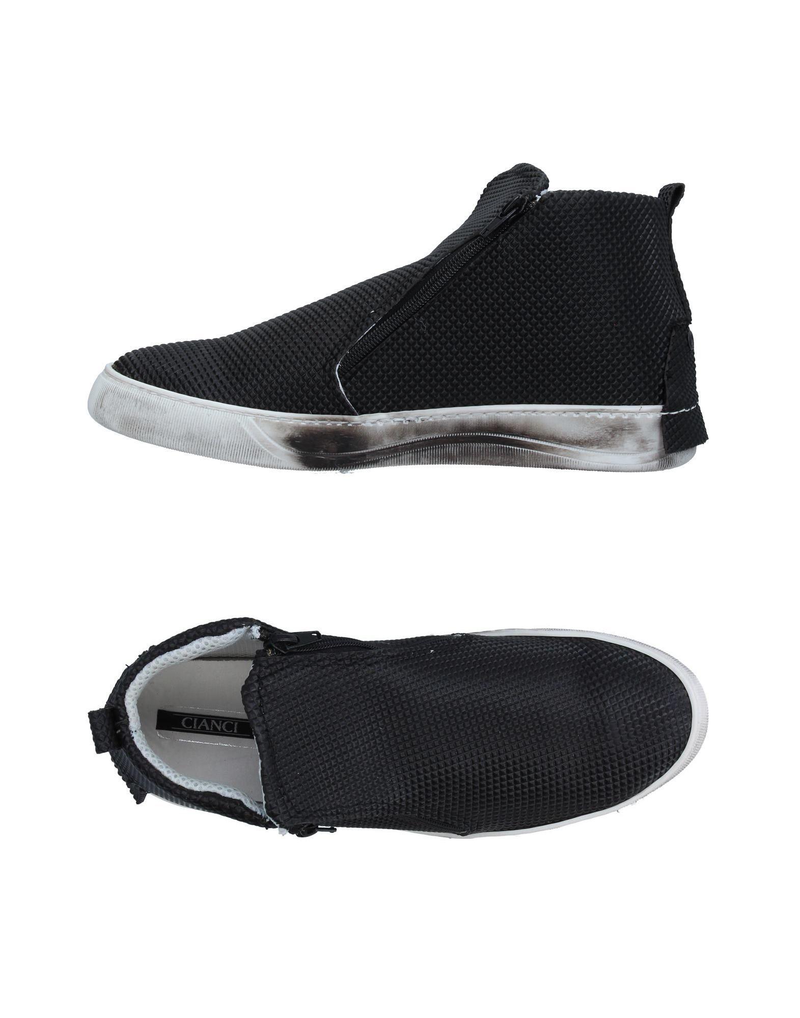 CIANCI Высокие кеды и кроссовки replay высокие кеды и кроссовки
