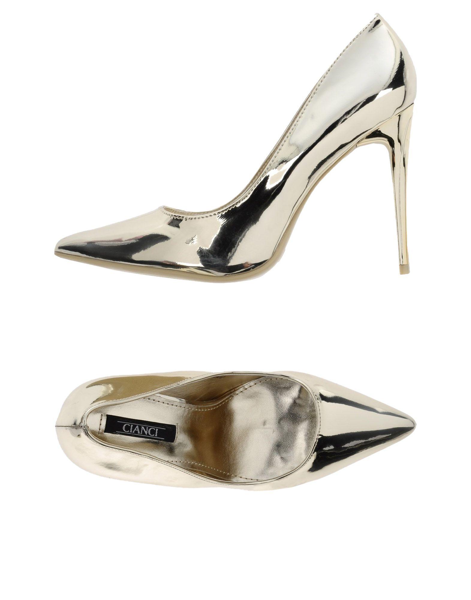 цены на CIANCI Туфли в интернет-магазинах