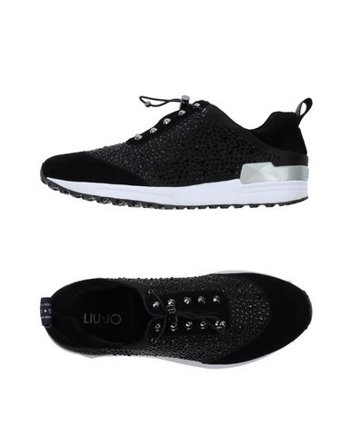 Sneackers Nero donna LIU •JO SHOES Sneakers&Tennis shoes basse donna