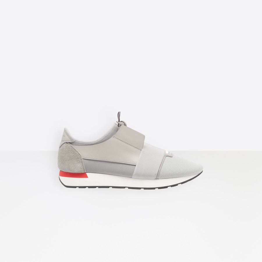BALENCIAGA Race Runners Race Shoes Man f