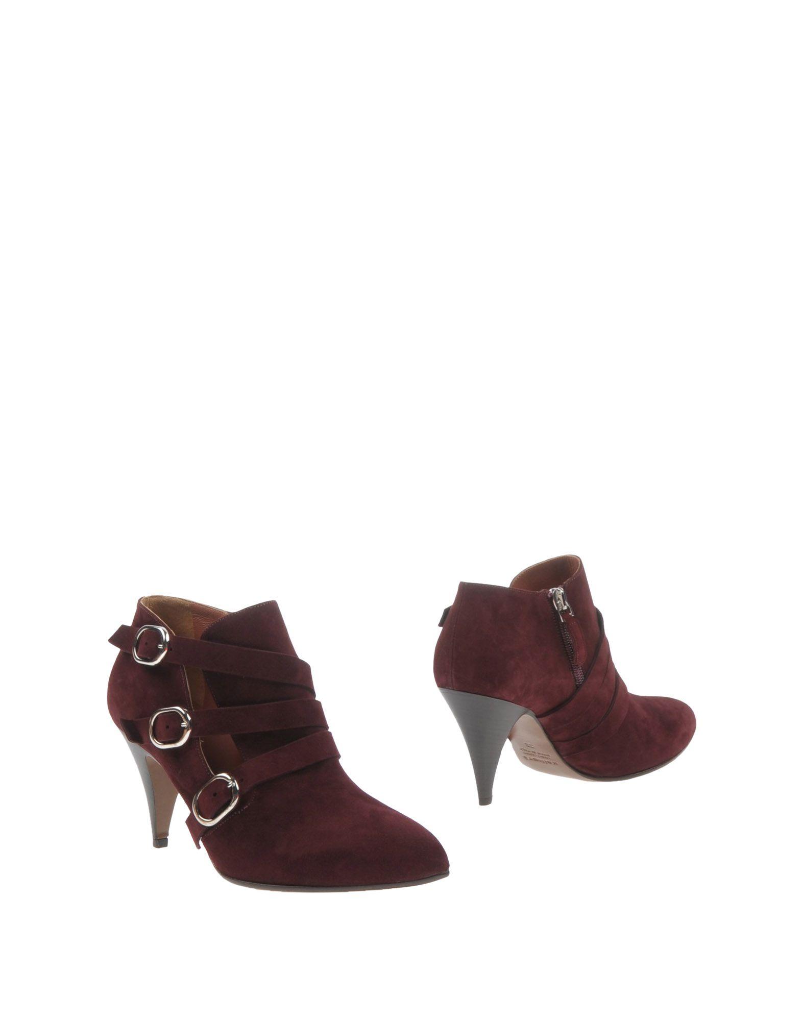 Фото KALLISTÈ Полусапоги и высокие ботинки. Купить с доставкой