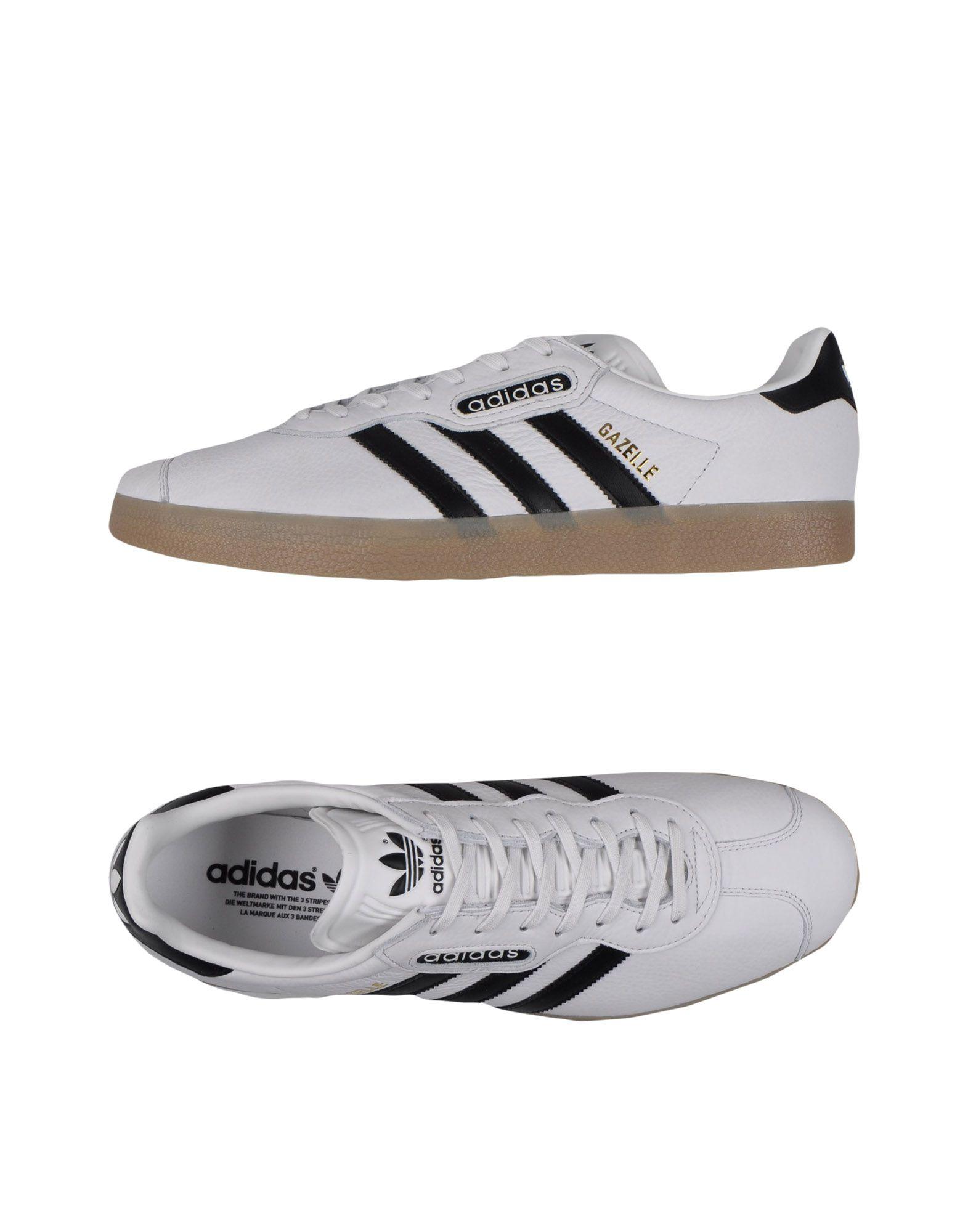 ФОТО adidas originals низкие кеды и кроссовки