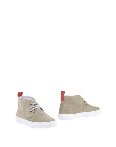 Фото - Полусапоги и высокие ботинки от DEL TORO цвета хаки