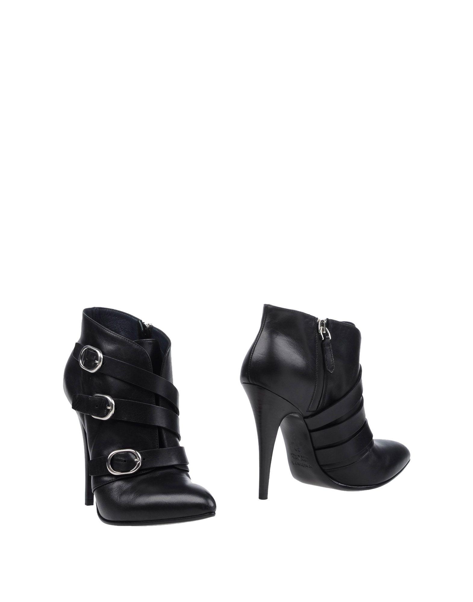 KALLISTÈ Полусапоги и высокие ботинки цены онлайн