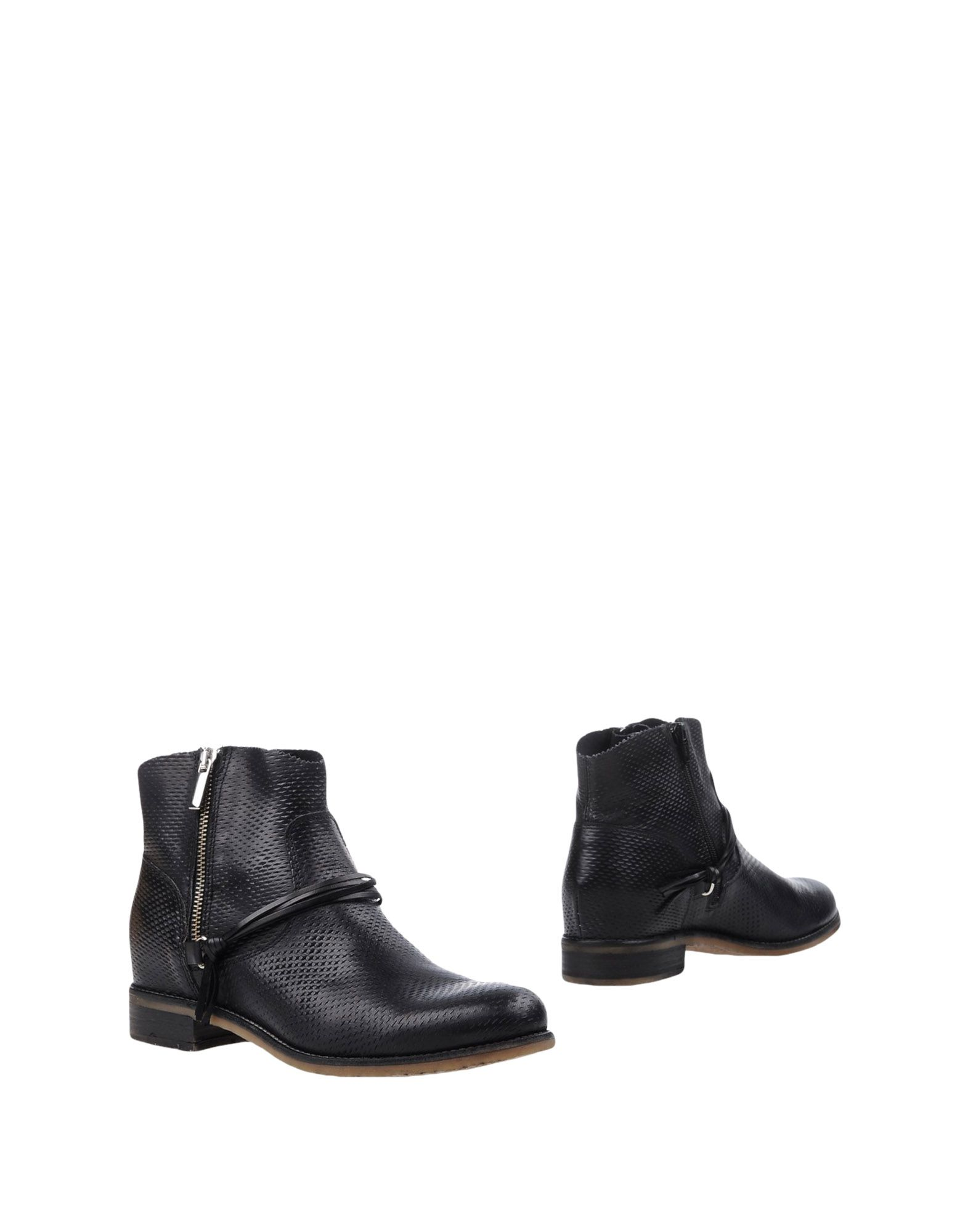 SILVIA CARASI Полусапоги и высокие ботинки цены онлайн